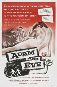 Adam and Eve - 11 x 17 Movie Poster - Style A