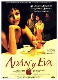 Adam and Eve - 11 x 17 Movie Poster - Spanish Style A