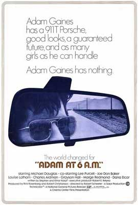 Adam at 6 a.m. - 11 x 17 Movie Poster - Style A