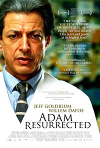 Adam Resurrected - 11 x 17 Movie Poster - Style A