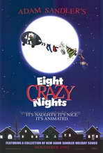 Adam Sandler's Eight Crazy Nights - 27 x 40 Movie Poster - Style A