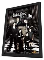 Adam's Family - 11 x 17 Movie Poster - Style A - in Deluxe Wood Frame