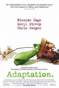 Adaptation - 27 x 40 Movie Poster - Style A