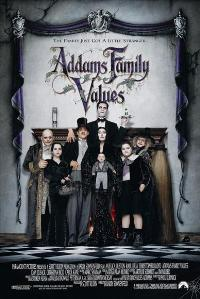 Addams Family Values - 43 x 62 Movie Poster - Bus Shelter Style B