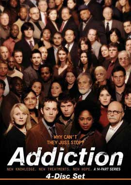 Addiction - 11 x 17 Movie Poster - Style B