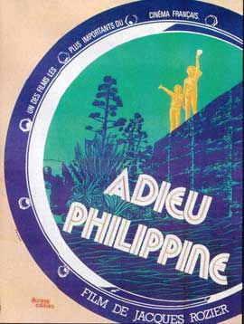 Adieu Philippine - 11 x 17 Movie Poster - French Style A