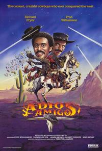 Adios Amigo - 27 x 40 Movie Poster - Style A