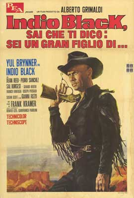 Adios, Sabata - 27 x 40 Movie Poster - Italian Style A