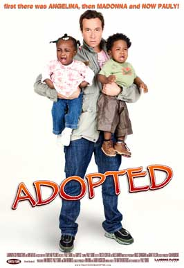 Adopted - 11 x 17 Movie Poster - Style A