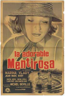 Adorable Liar - 11 x 17 Movie Poster - Spanish Style A