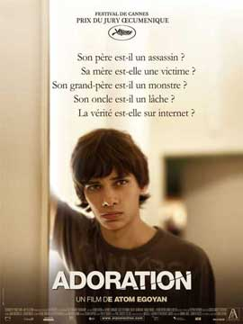 Adoration - 11 x 17 Movie Poster - French Style A