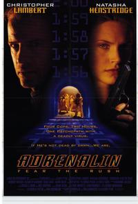 Adrenalin - 11 x 17 Movie Poster - Style A