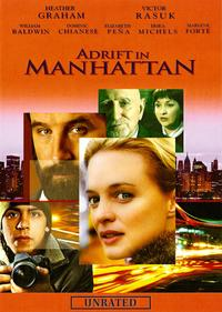 Adrift in Manhattan - 27 x 40 Movie Poster - Style A
