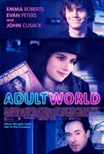"""Adult World"" Movie Poster"