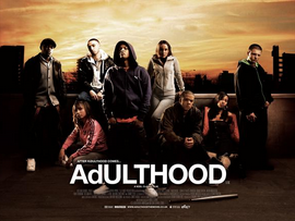 Adulthood - 27 x 40 Movie Poster - UK Style A