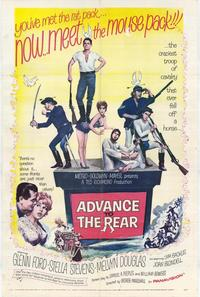 Advance to the Rear - 27 x 40 Movie Poster - Style A
