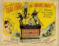 Advance to the Rear - 22 x 28 Movie Poster - Half Sheet Style A