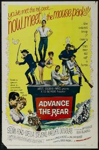 Advance to the Rear - 43 x 62 Movie Poster - Bus Shelter Style A