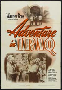 Adventure in Iraq - 43 x 62 Movie Poster - Bus Shelter Style A
