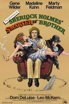 The Adventures of Sherlock Holmes' Smarter Brother - 11 x 17 Movie Poster - Style A
