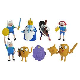 Adventure Time (TV) - 2-Inch Series 2 Action Figure Pack Set
