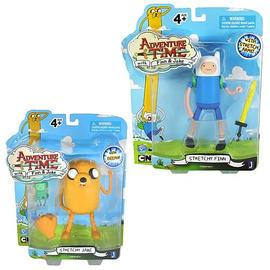 Adventure Time (TV) - 5-Inch Jake and Finn Action Figure Case