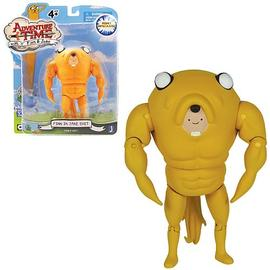 Adventure Time (TV) - 5-Inch Finn in a Jake Suit Action Figure