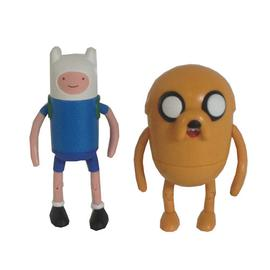 Adventure Time (TV) - 3-Inch Finn and Jake�Comic Book Pack