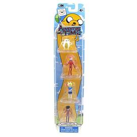 Adventure Time (TV) - 2-Inch Deluxe Fionna and Cake Action Figures