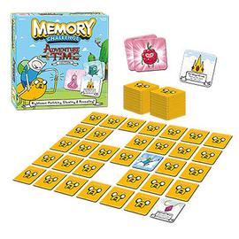 Adventure Time (TV) - Edition Memory Challenge Game
