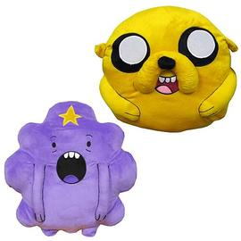 Adventure Time (TV) - 14-Inch Cuddle Plush Pillows Case