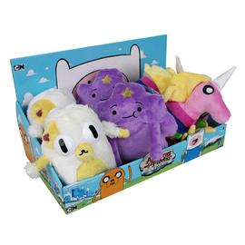 Adventure Time (TV) - Deluxe Fan Favorite Plush Set