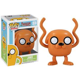 Adventure Time (TV) - Jake Pop! Vinyl Figure