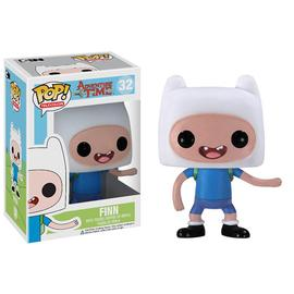 Adventure Time (TV) - Finn Pop! Vinyl Figure