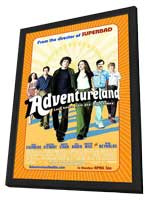 Adventureland - 11 x 17 Movie Poster - Style B - in Deluxe Wood Frame