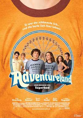 Adventureland - 11 x 17 Movie Poster - German Style A