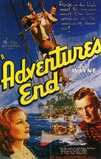 Adventure's End - 11 x 17 Movie Poster - Style A