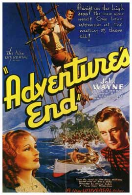 Adventure's End - 27 x 40 Movie Poster - Style A
