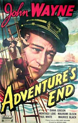 Adventure's End - 11 x 17 Movie Poster - Style B