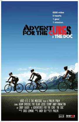 Adventures for the Cure: The Doc - 27 x 40 Movie Poster - Style A