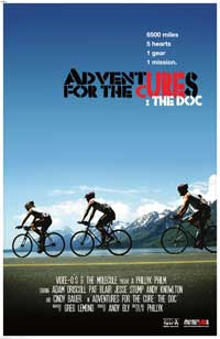 Adventures for the Cure: The Doc - 43 x 62 Movie Poster - Bus Shelter Style A