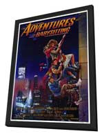 Adventures in Babysitting - 11 x 17 Movie Poster - Style A - in Deluxe Wood Frame