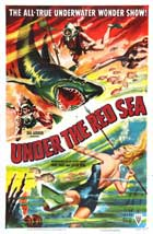 Adventures in the Red Sea - 11 x 17 Movie Poster - Style A