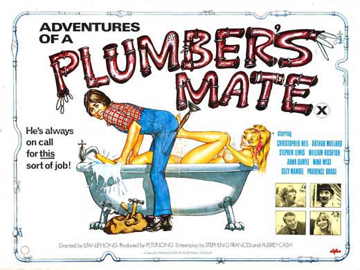 Adventures of a Plumber's Mate movie
