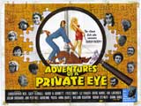 Adventures of a Private Eye - 27 x 40 Movie Poster - Foreign - Style A
