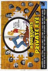 Adventures of a Private Eye - 11 x 17 Poster - Foreign - Style A