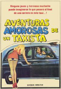 Adventures of a Taxi Driver - 11 x 17 Movie Poster - Spanish Style A