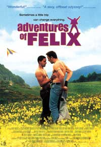 Adventures of Felix - 43 x 62 Movie Poster - Bus Shelter Style A
