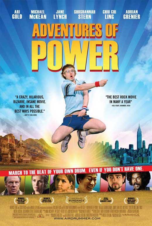 Adventures Of Power. Adventures of Power - 11 x 17