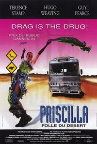 The Adventures of Priscilla, Queen of the Desert - 11 x 17 Movie Poster - French Style A